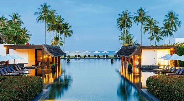 Hotel JW Marriott Khao Lak Resorts & Spa, Thailand, Phuket, Khuk Khak Beach, Bild 1