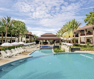 Hotel The Leaf Oceanside by Katathani, Thailand, Phuket, Khuk Khak Beach, Bild 1