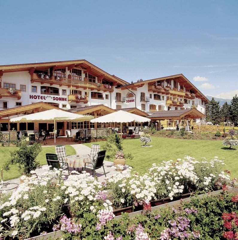 Activ Sunny Hotel Sonne, Österreich, Tirol, Kirchberg in Tirol
