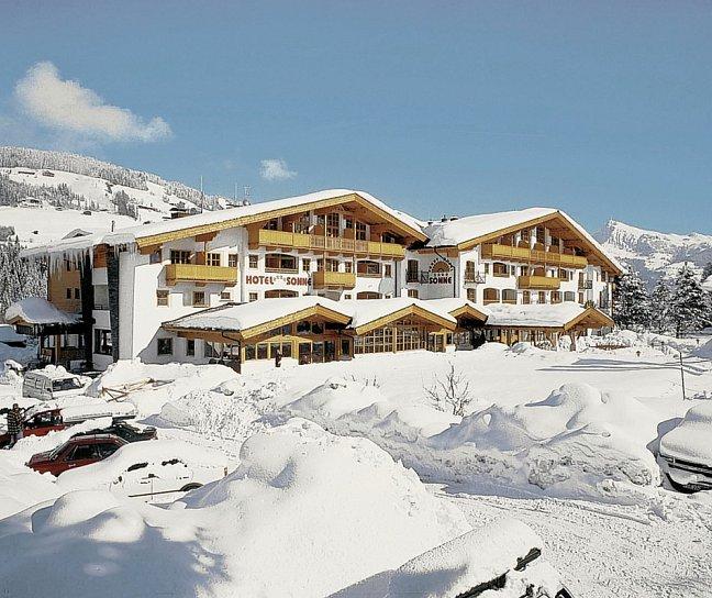 Hotel Sonne, Österreich, Tirol, Kirchberg, Bild 1