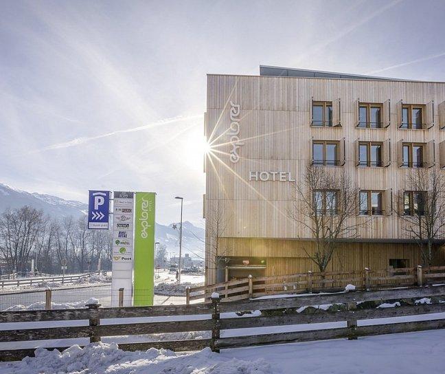 Explorer Hotel Zillertal, Österreich, Tirol, Kaltenbach, Bild 1
