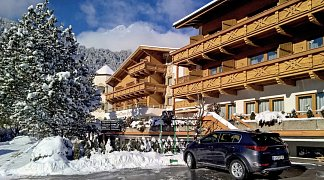 Aktiv Hotel Donnerhof, Österreich, Tirol, Fulpmes