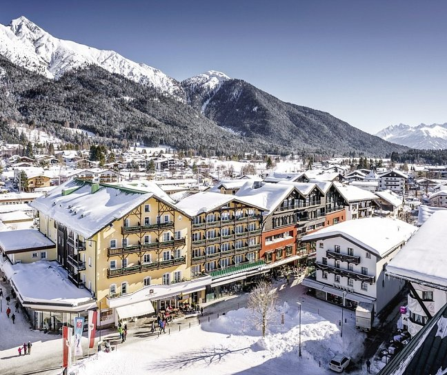 Krumers Post Hotel & Spa, Österreich, Tirol, Seefeld, Bild 1