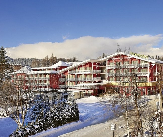 Das Hotel Eden, Österreich, Tirol, Seefeld, Bild 1