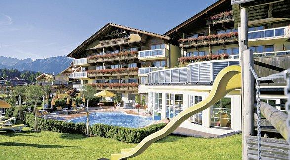 Hotel Alpenpark Resort, Österreich, Tirol, Seefeld, Bild 1