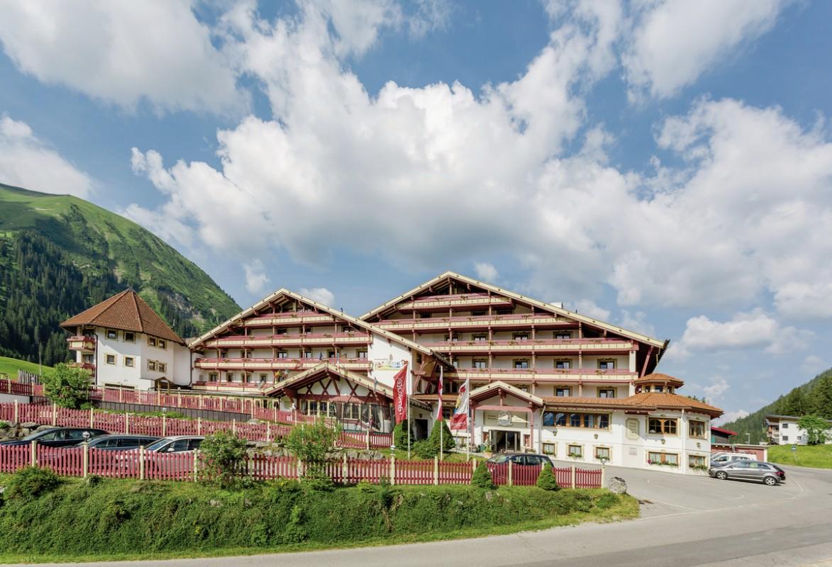 Hotel Familien- und Kinderhotel Kaiserhof, Österreich, Tirol, Berwang