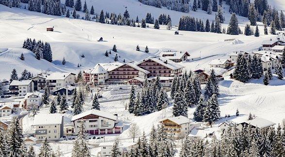 Hotel Familien- und Kinderhotel Kaiserhof - St. Sebastian, Österreich, Tirol, Berwang, Bild 1