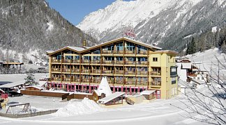 Hotel Sunny, Österreich, Tirol, Sölden
