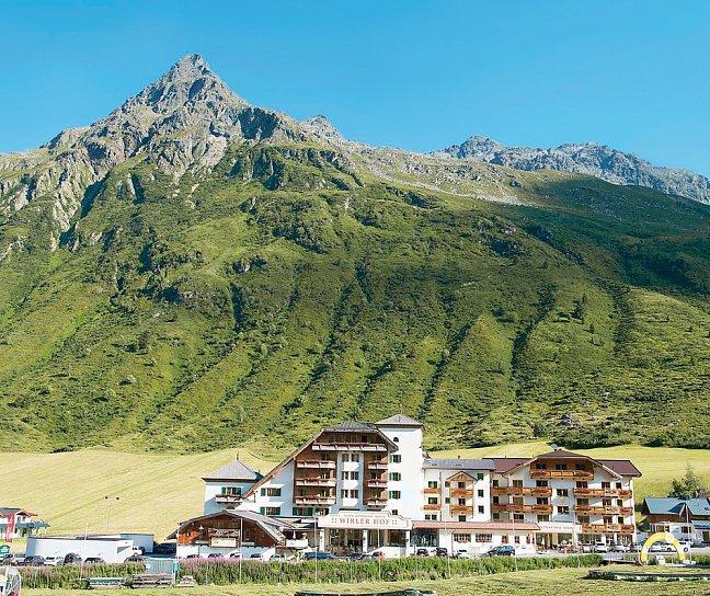 Hotel Wirlerhof, Österreich, Tirol, Galtür, Bild 1