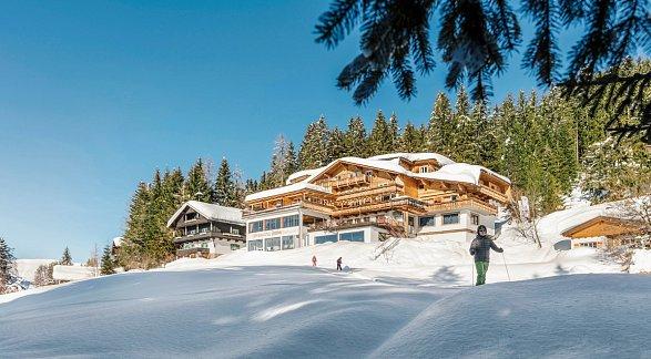 Das Alpine Panorama Hotel Frieden, Österreich, Tirol, Hochpillberg, Bild 1