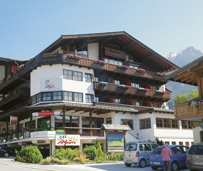 Hotel Das Alpin Kaiserzeit, Österreich, Tirol, Scheffau am Wilden Kaiser, Bild 1