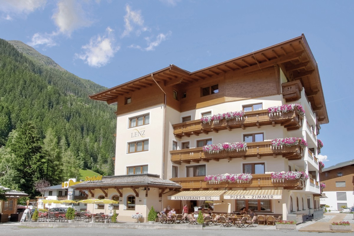 Hotel Lenz, Österreich, Tirol, See (im Paznauntal)