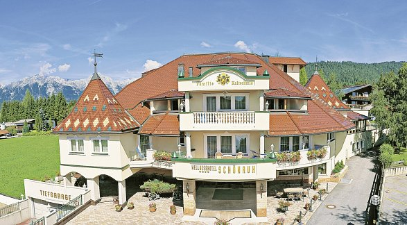 Hotel Wellnesshotel Schönruh, Österreich, Tirol, Seefeld, Bild 1