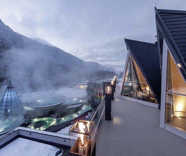 Hotel Aqua Dome, Österreich, Tirol, Längenfeld, Bild 1