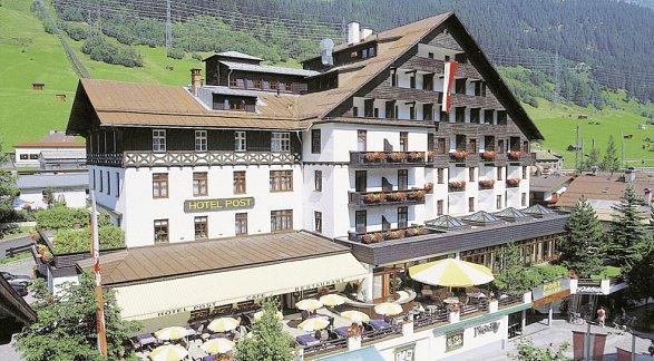 Hotel Post, Österreich, Tirol, St. Anton am Arlberg, Bild 1