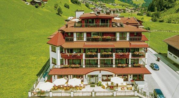 Hotel Tirolerhof, Österreich, Tirol, Tux, Bild 1