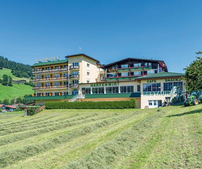 Harmony Hotel Harfenwirt, Österreich, Tirol, Niederau, Bild 1