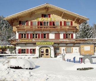 Hotel Wellness- und Sporthotel Bruggerhof, Österreich, Tirol, Kitzbühel, Bild 1