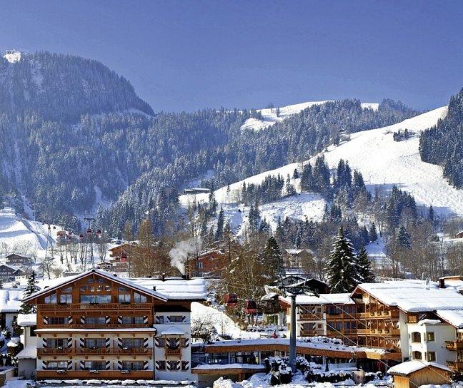 Hotel Kaiserhof, Österreich, Tirol, Kitzbühel, Bild 1