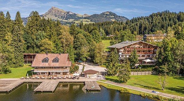 Hotel Alpenhotel Kitzbühel, Österreich, Tirol, Kitzbühel, Bild 1