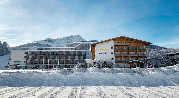 Hotel Sentido alpenhotel Kaiserfels, Österreich, Tirol, St. Johann in Tirol, Bild 1