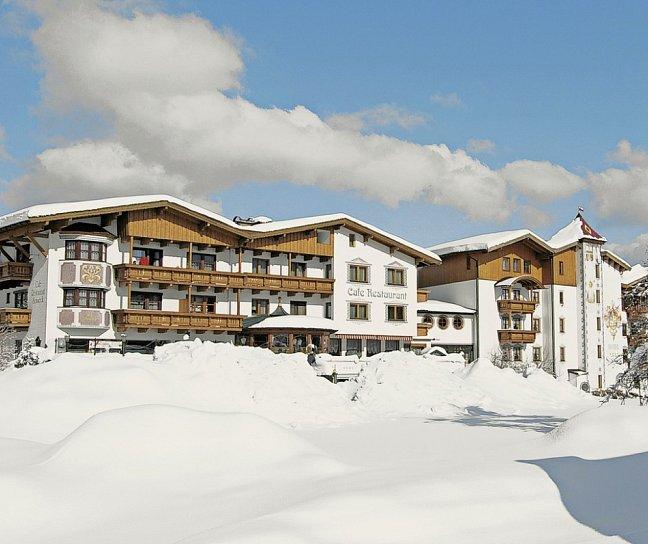 Hotel Sonneck, Österreich, Tirol, Kössen, Bild 1