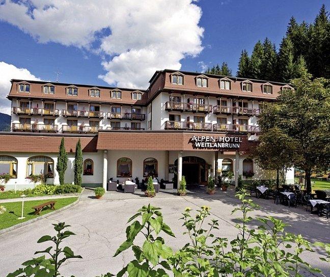 Hotel Alpenhotel Weitlanbrunn, Österreich, Tirol, Sillian, Bild 1