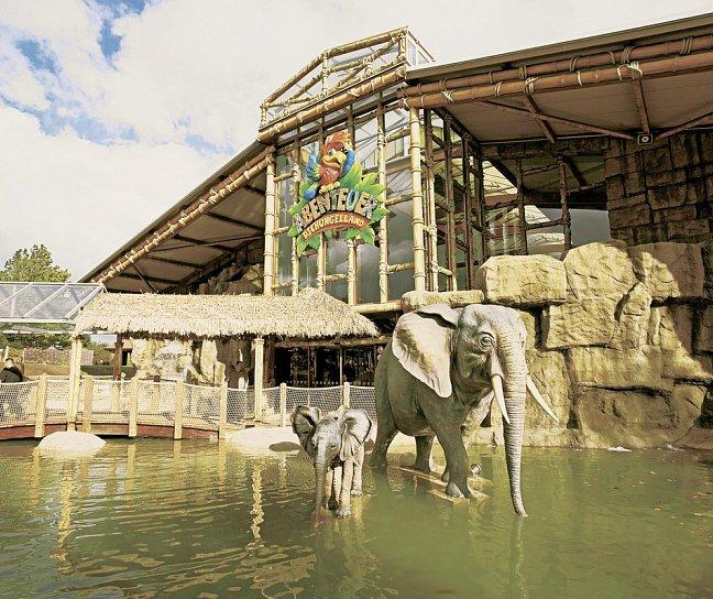 Hotel Ferien- und Freizeitpark Weissenhäuser Strand, Deutschland, Ostseeküste, Weißenhäuser Strand, Bild 1