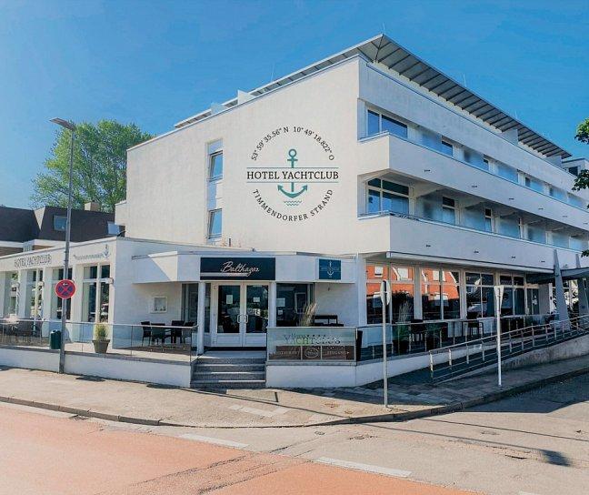 Hotel Yachtclub, Deutschland, Ostseeküste, Timmendorfer Strand, Bild 1