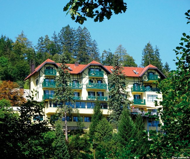 Hotel Triglav Bled, Slowenien, Bled, Bild 1