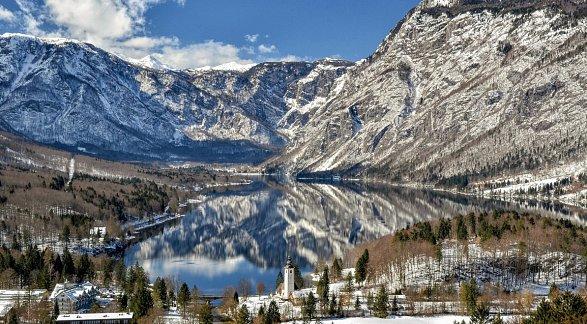 Hotel Jezero, Slowenien, Bohinj, Bild 1