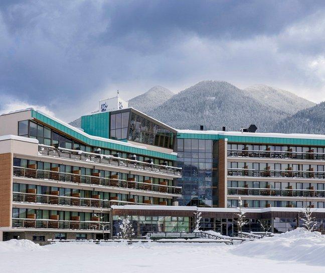 Bohinj Eco Hotel, Slowenien, Bohinj, Bild 1