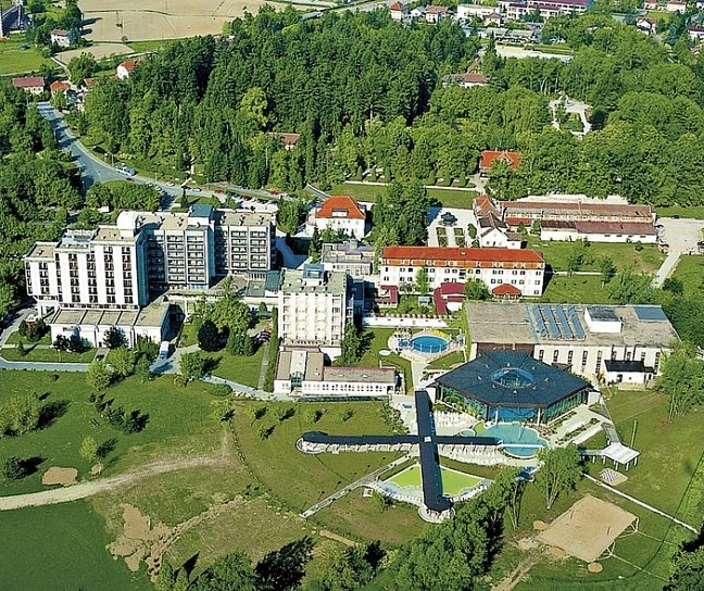 Hotel Radin & Hotel Izvir, Slowenien, Radenci, Bild 1