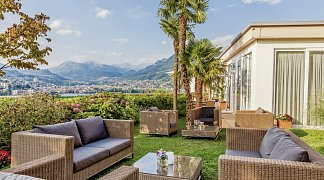 Hotel Suitenhotel Parco Paradiso, Schweiz, Kanton Tessin, Lugano
