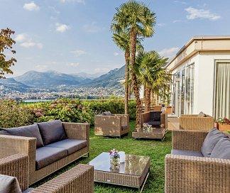 Hotel Suitenhotel Parco Paradiso, Schweiz, Kanton Tessin, Lugano, Bild 1