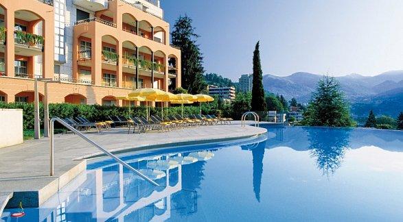 Villa Sassa Hotel, Residence & Spa, Schweiz, Tessin, Lugano, Bild 1