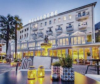 Hotel Belvedere Locarno, Schweiz, Kanton Tessin, Locarno, Bild 1