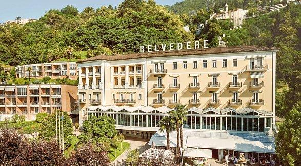 Hotel Belvedere Locarno, Schweiz, Tessin, Locarno, Bild 1
