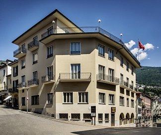 Hotel Dell'Angelo, Schweiz, Kanton Tessin, Locarno, Bild 1