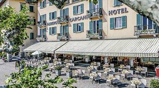 Hotel Albergo Carcani, Schweiz, Kanton Tessin, Ascona