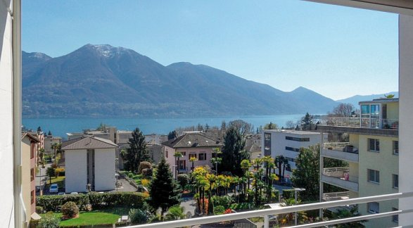 Smart-Hotel Minusio, Schweiz, Tessin, Minusio, Bild 1
