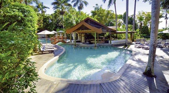 Hotel Sunset at the Palms, Jamaika, Negril, Bild 1
