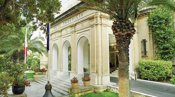 Hotel Phoenicia, Malta, Valletta, Bild 1