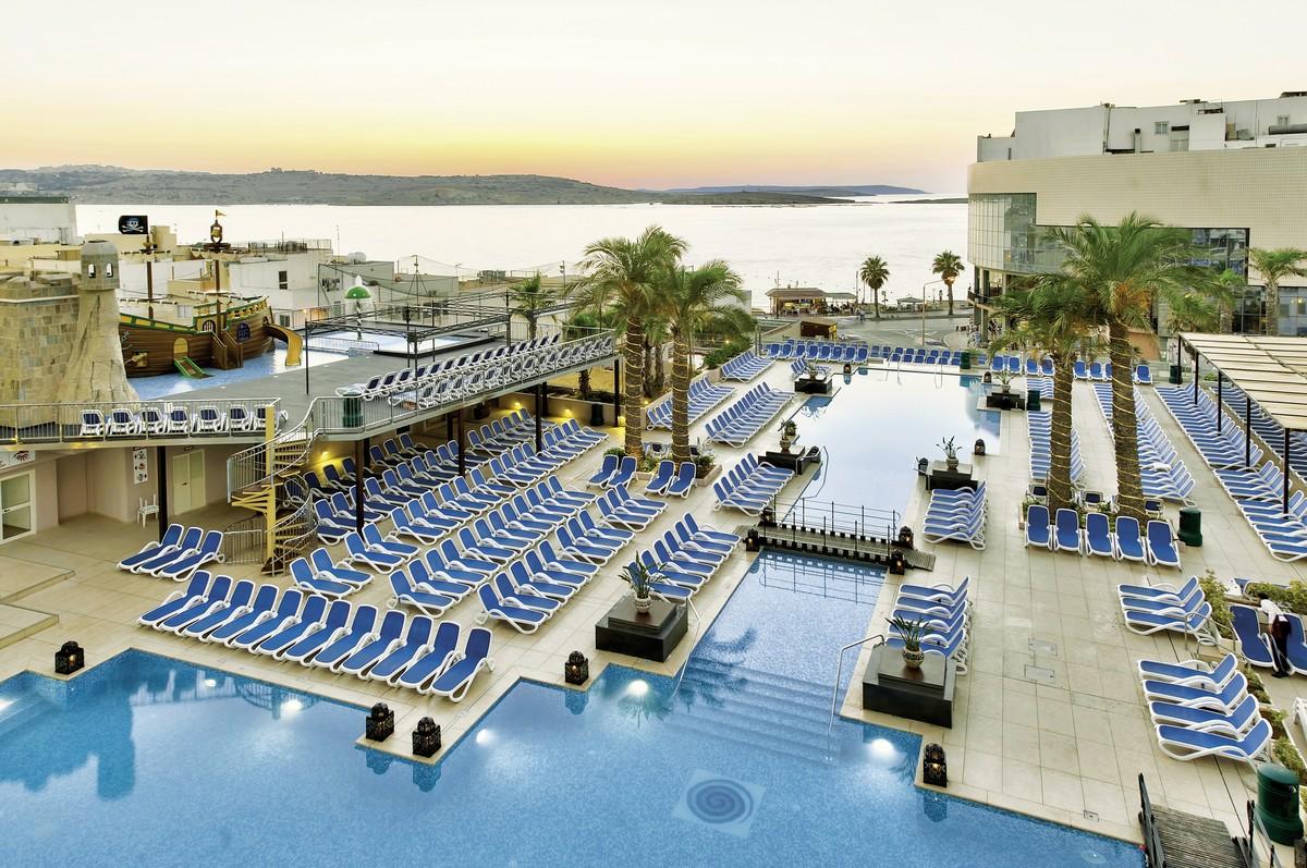 Hotel db San Antonio + Spa, Malta, Qawra