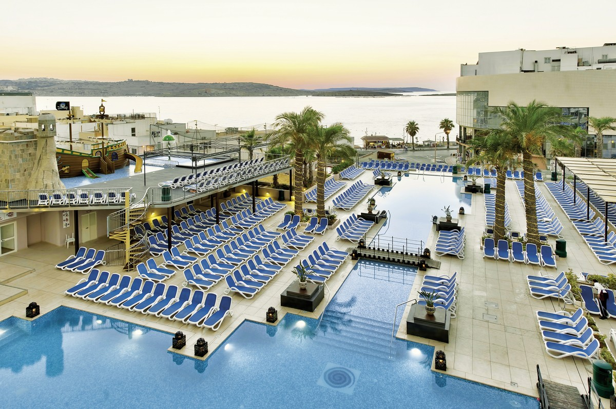 Hotel db San Antonio + Spa, Malta, Qawra, Bild 1