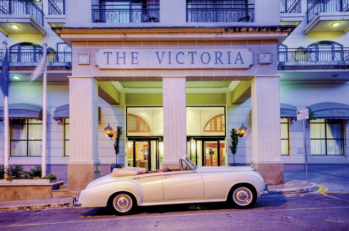 Hotel The Victoria, Malta, Sliema