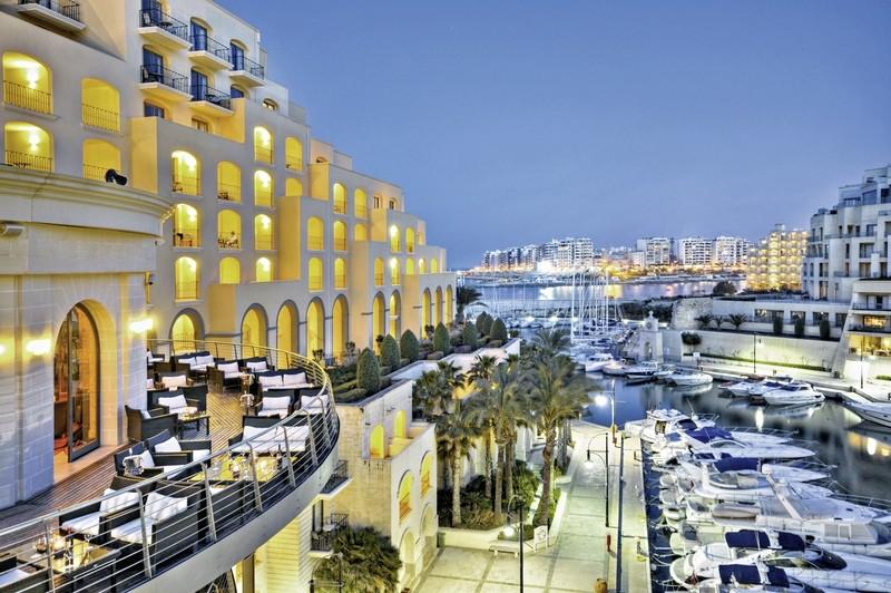Hotel Hilton Malta, Malta, St. Julian's, Bild 1