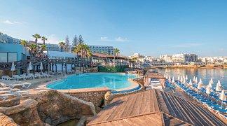 Hotel Dolmen Resort, Malta, Qawra