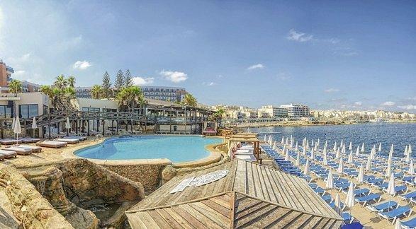Hotel Dolmen Resort, Malta, Qawra, Bild 1