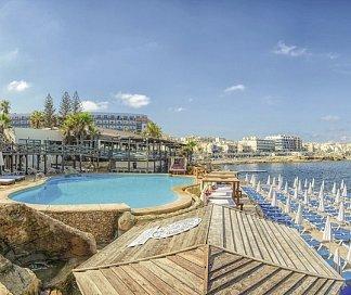 Hotel Dolmen, Malta, Qawra, Bild 1